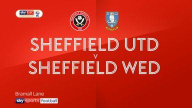 Sheff Utd 0-0 Sheff Wed