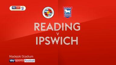 Reading 2-2 Ipswich