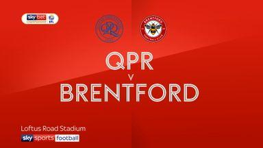 QPR 3-2 Brentford