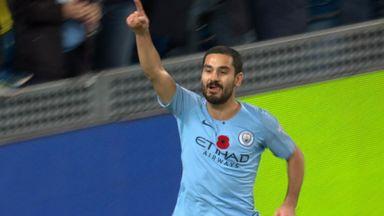Man City's 44 pass goal