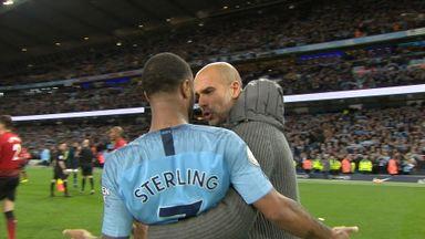 Sterling skills don't impress Pep