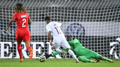 Qatar cause Switzerland shock