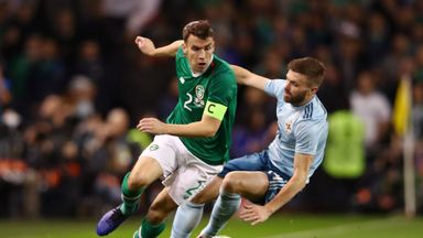 Republic of Ireland 0-0 Northern Ireland
