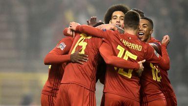Belgium 2-0 Iceland