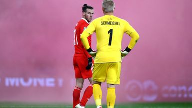 Wales 1-2 Denmark