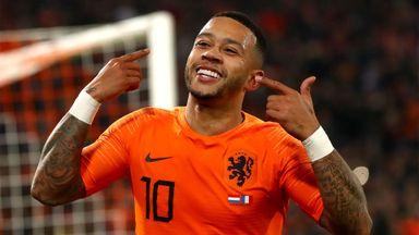 Netherlands 2-0 France