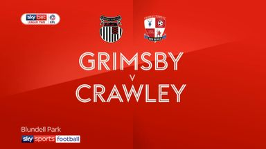 Grimsby 1-0 Crawley