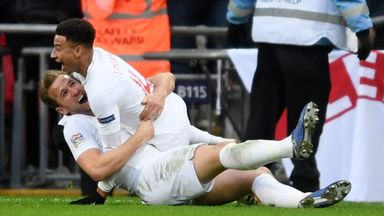 England 2-1 Croatia