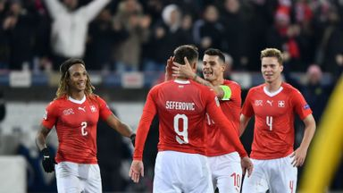Switzerland 5-2 Belgium