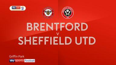 Brentford 2-3 Sheff Utd