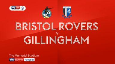 Bristol Rovers 1-2 Gillingham