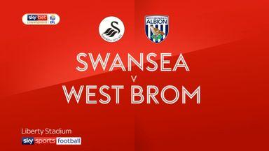 Swansea 1-2 West Brom