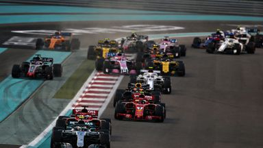 Race in Brief: Abu Dhabi 2018
