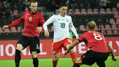 Albania 1-0 Wales