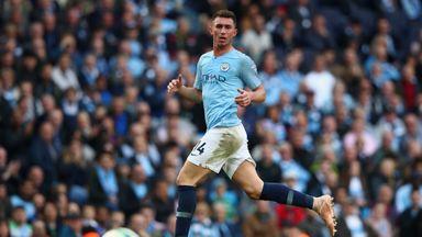 Laporte: City confident ahead of derby