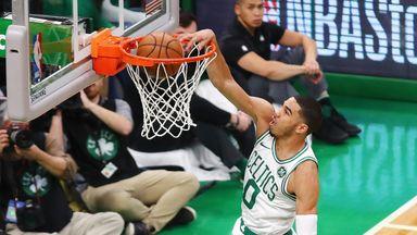 Raptors 116-123 Celtics