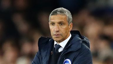 Hughton hopes racism doesn't 'escalate'