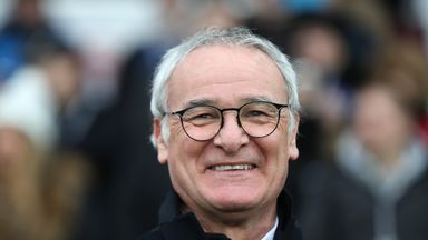 Ranieri: We're off to McDonald's!