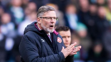 Levein: VAR can protect referees