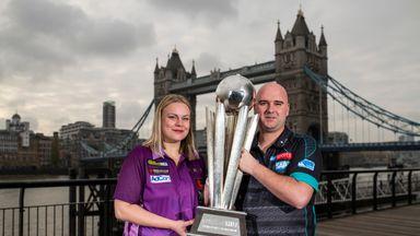Hearn expects World Darts upsets