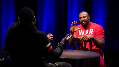 Chisora predicts 'mindblowing' fight