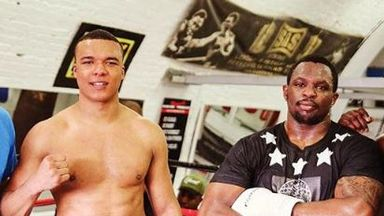 Wardley: Whyte is a great plus for me