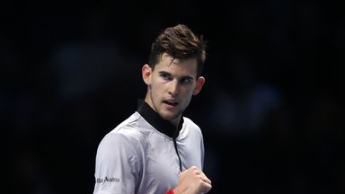Thiem v Nishikori: Highlights