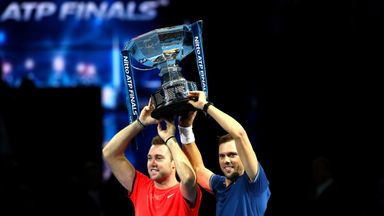 ATP doubles final: Highlights