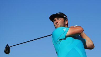 Rahm relishing Dubai defence
