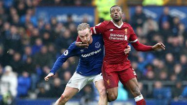 Merseyside derby is a 'special match'