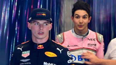 Verstappen-Ocon crash - who was to blame?
