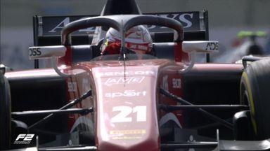 F2 Race 2: Abu Dhabi