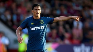Balbuena: I'm adjusting to the cold!