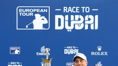 Molinari's 'extraordinary' year