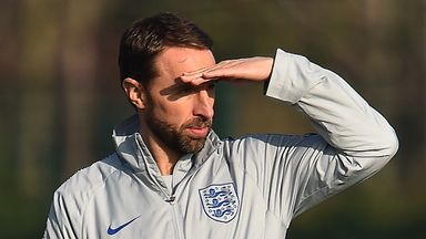 Did experiencing failure help Southgate?