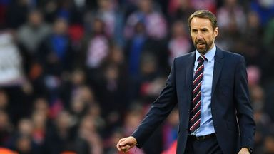 Southgate: My focus is on England