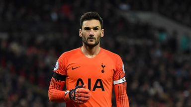 Lloris: Too early for title talk