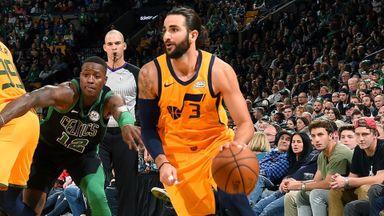 Jazz 98 - Celtics 86