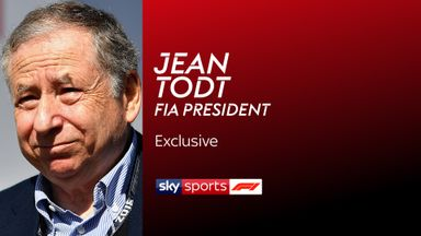 Jean Todt Exclusive: Extended version