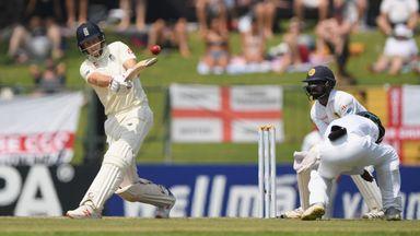 Bumble: England pushing forward