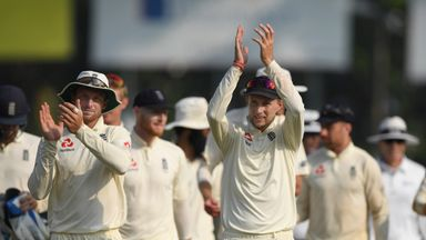 Root: England in fine form