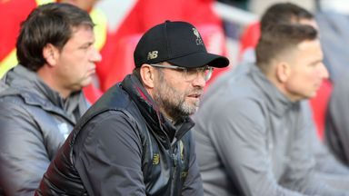 'All good' for Klopp after Fulham win