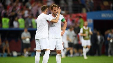 World Cup 'hurt' driving Kane