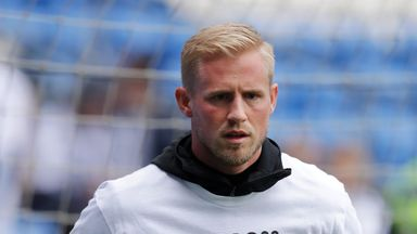 Schmeichel: Emotions raw in Cardiff
