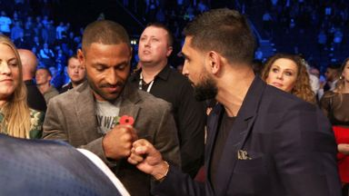 'Brook must forget about Khan'