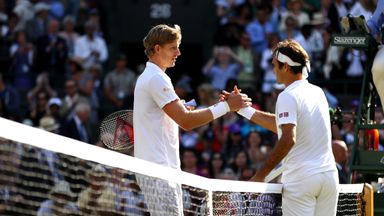 'Don't discount Federer against Anderson'