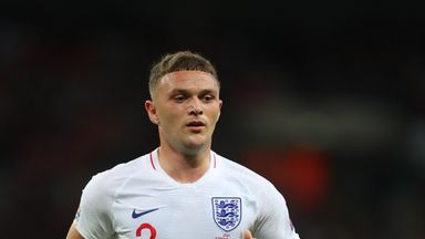 Poch: England handling of Trippier weird