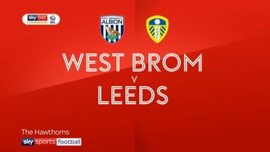 West Brom 4-1 Leeds