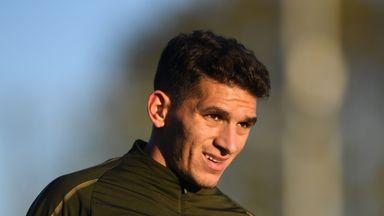 Torreira proud of Vieira comparisons