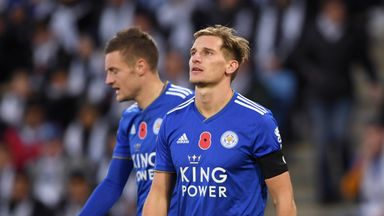 'Albrighton could be out for season'
